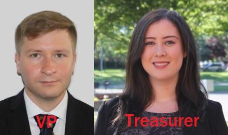 New UNNYG VP and Treasurer for Website